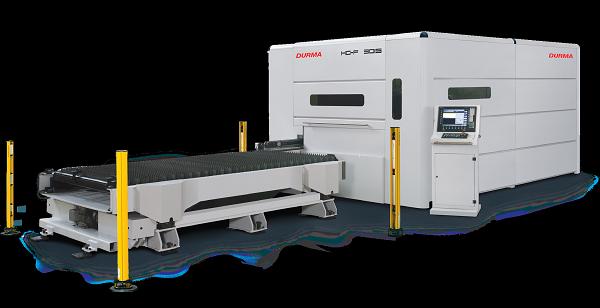 Durma Fibre laser cutter - fiber laser cutting