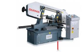 Durma HB-S 280, 330 Semi Automatic Horizontal Bandsaw
