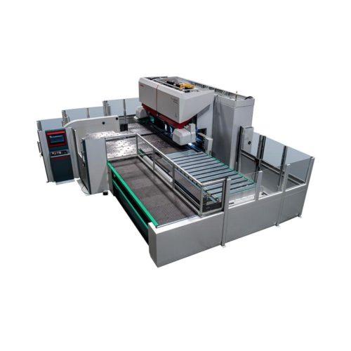 CNC Panel Bending Centre